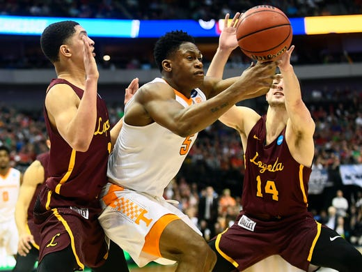 efcf871a35a How Admiral Schofield overhauled his workout approach for UT Vols basketball