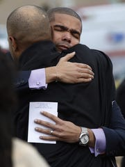 Chokwe Antar Lumumba, son of the late Jackson Mayor
