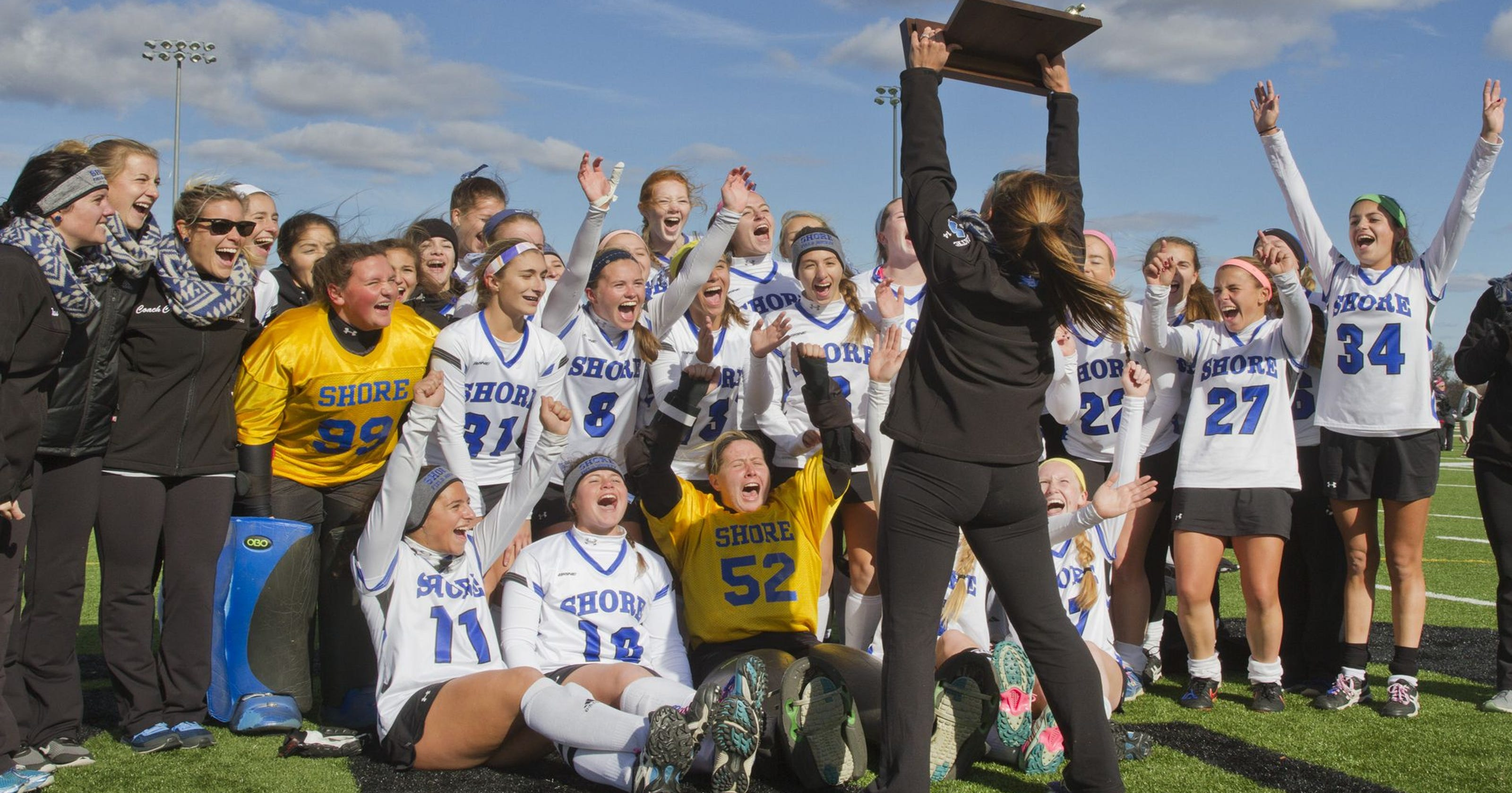 Shore Conference All-Division field hockey teams announced
