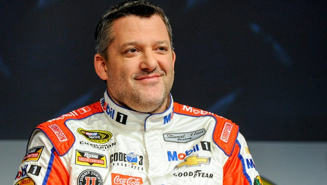 Tony Stewart and his Stewart-Haas Racing team announced Wednesday that it will shift from Chevrolet to Ford starting in 2017.