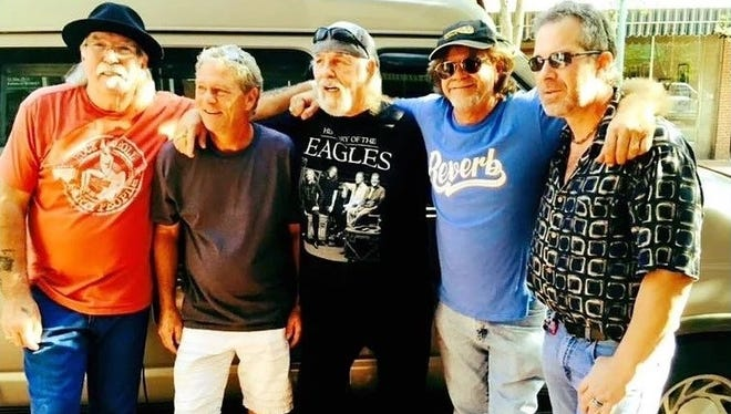 The Nightmasters will kick off the 2018 season of Jammin' in the Alley in Clarksville.