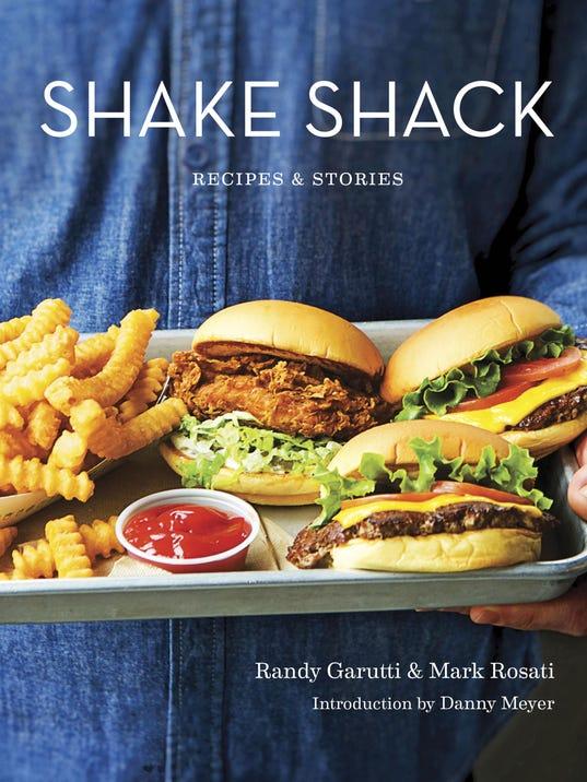 Shake Shack divulges burger secrets in its new cookbook