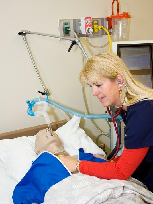 DSU respiratory therapy