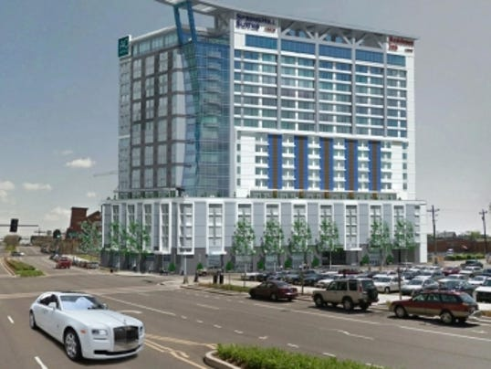 Three marriott hotel concepts in one coming to sobro for Hotel concepts