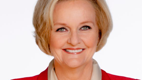 Sen. Claire McCaskill has introduced a bill against