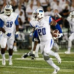 Kevin Byard after being drafted by the Tennessee Titans on Friday.