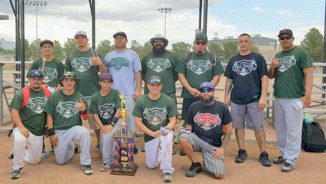 The Pack won third place at the USSSA Class D State Tournament in Las Cruces over the past weekend.