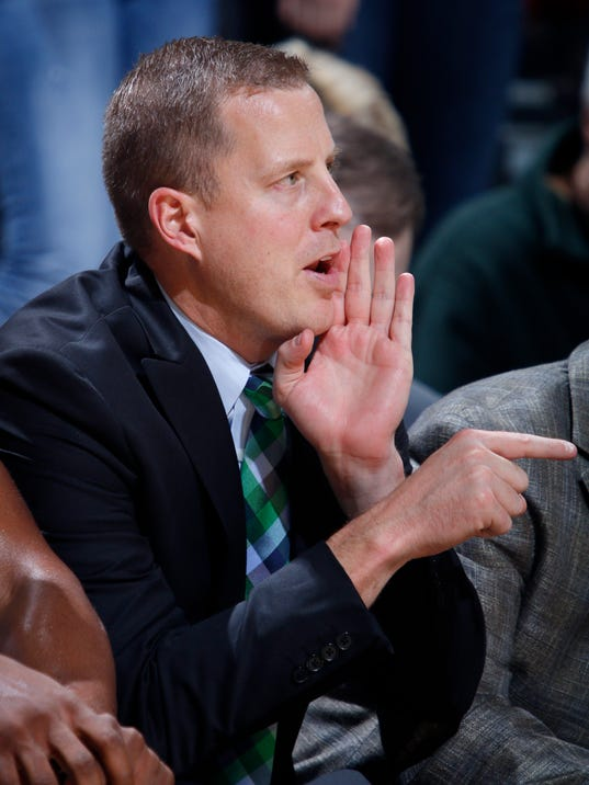 Michigan State Assistant Dane Fife Not Taking Duquesne Job