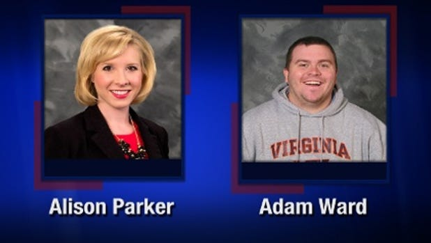 Two journalists were shot and killed during a live broadcast.