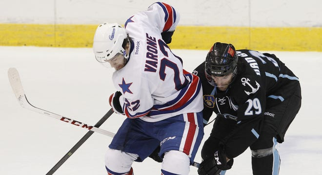 Phil Varone and the Amerks will play a schedule heavy on Western Conference opponents (64 of the 76 games).