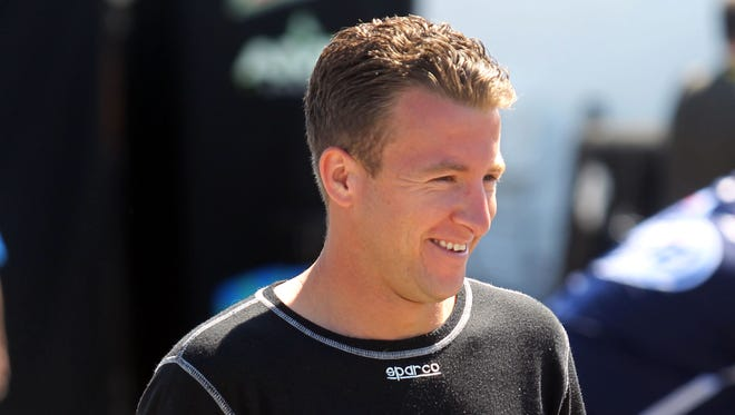 AJ Allmendinger is scheduled to drive all 36 Sprint Cup races for JTG Daugherty Racing.
