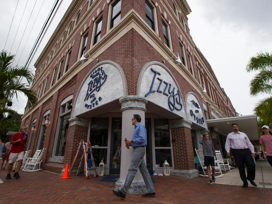 The highly anticipated Izzy's Fish & Oyster in downtown