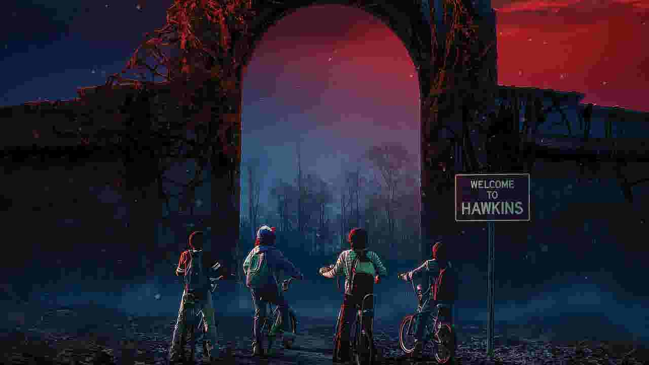 stranger things scenes will come to life at universal studios
