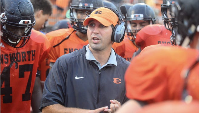 Jonas Rodriguez, who helped Nashville Ensworth win three state titles, is the new head football coach at ECS