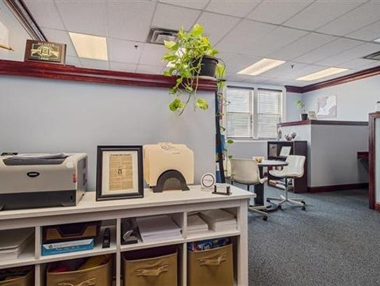 Located at NJ's First CoWorking Space, the (co)working