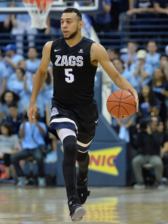 USA TODAY Sports Bracketology: Assessing why 29-0 Gonzaga ...