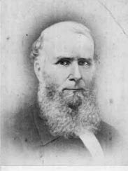 Asahel Finch was an early Milwaukee settler who co-founded