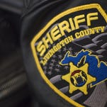 Livingston County Sheriff's Department badge