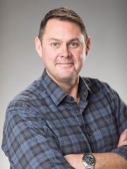 Matt Morgan, of Traverse City, is a Democratic candidate