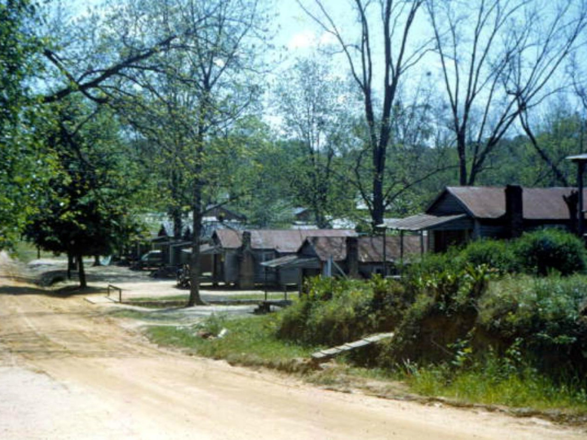 Smokey Hollow historic dirt
