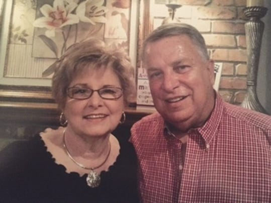 Special Occasions: Cheryl Murphy & George Murphy