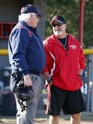 Big Walnut softball coach Jeff Hatfield stepped down June 16.