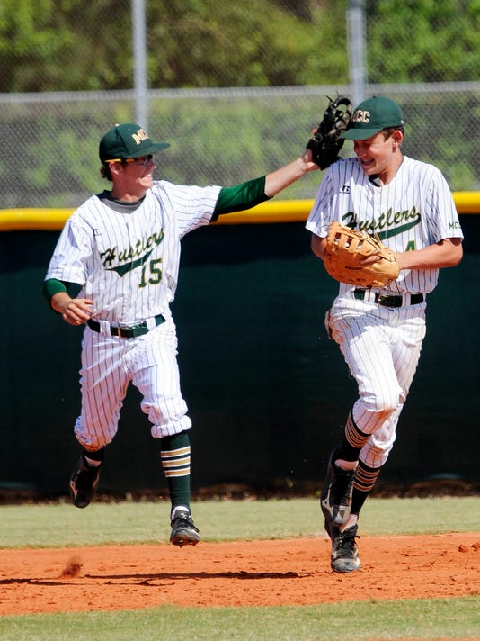 High School Baseball: McKeel Academy at Melbourne Central Catholic