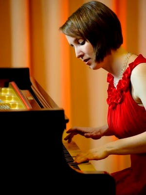 Catherine Marie Charlton will perform at the Brandywine River Museum Wednesday.