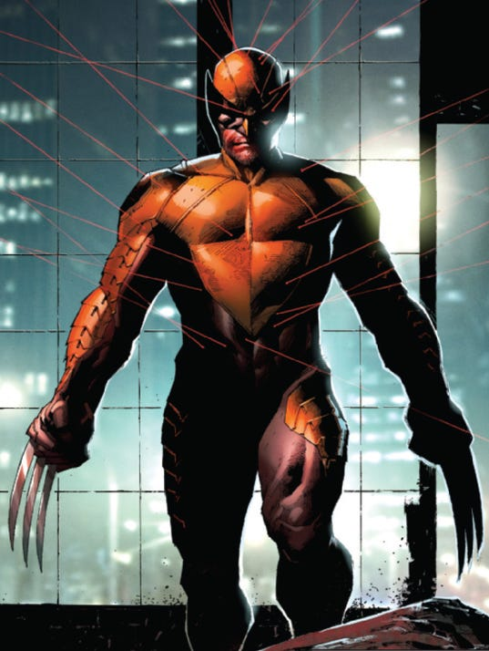 Wolverine All New cover