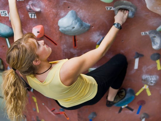 Indoor rock climbing may be the perfect gift.
