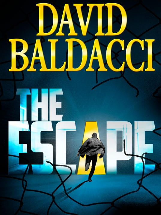 THEESCAPEcover