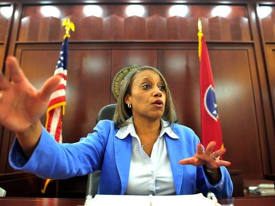 Judge Angelita Blackshear Dalton
