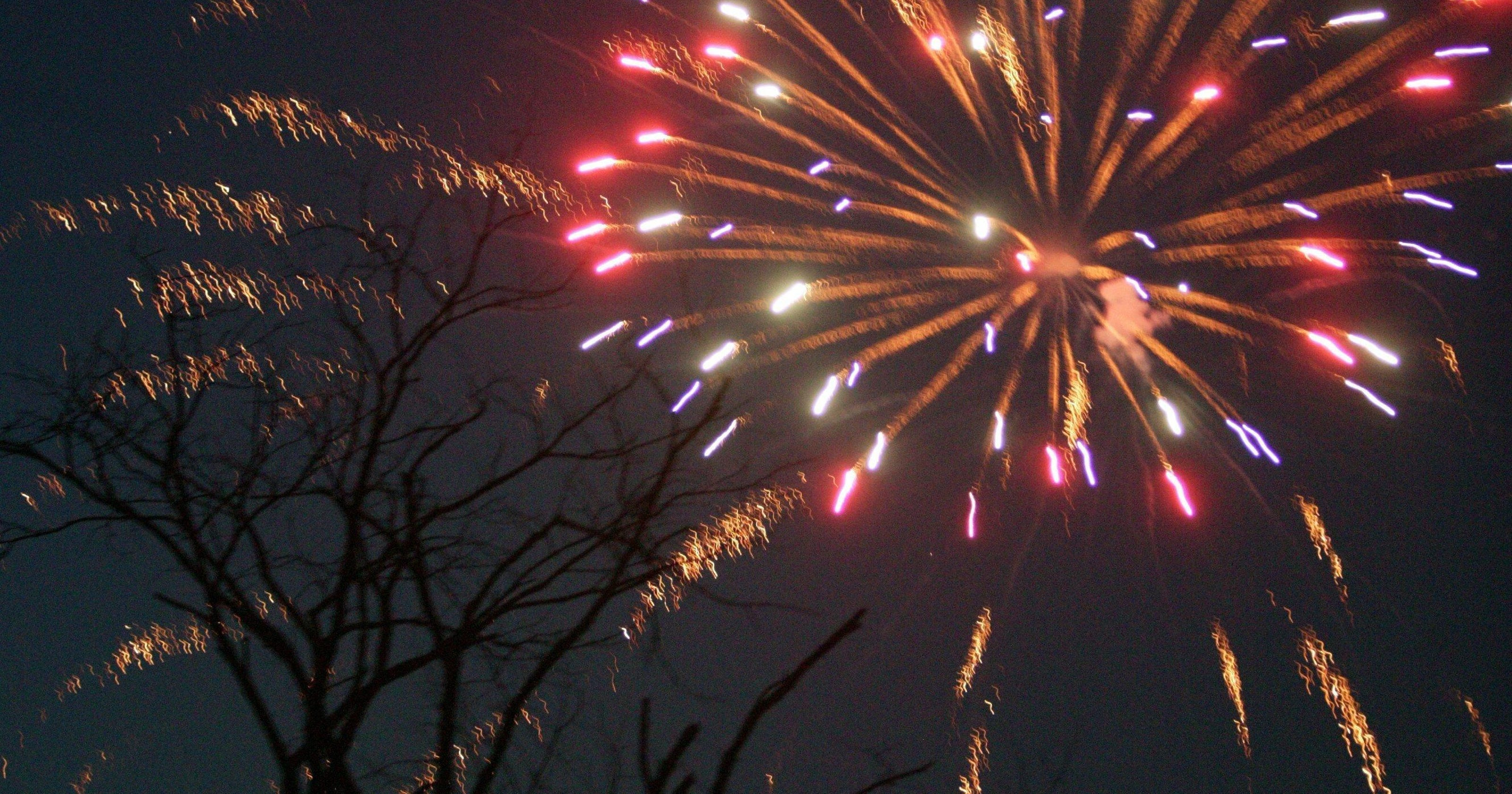 Fireworks: Where to watch in metro Detroit this 4th of July