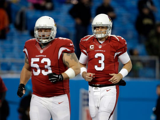 After reaching the NFC Championship last season, this year is Super Bowl or bust for the Cardinals.