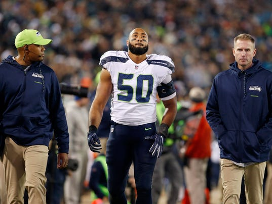 NFL: Seattle Seahawks at Jacksonville Jaguars