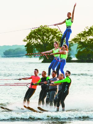 The Pewaukee Lake Water Ski Club will kick off its 2018 summer season with its annual Memorial Day show.