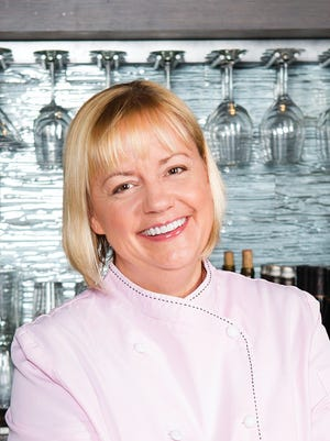 Three-time James Beard winner, Chef Sherry Yard, owner of City Perch Kitchen + Bar in Fort Lee