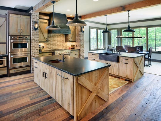 The kitchen is increasingly becoming the heart of American homes, and that's where homeowners want to spend their time — and money.