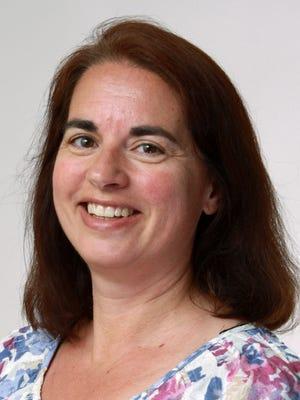 Jill Roberts, WQCS 88.9 FM news director.