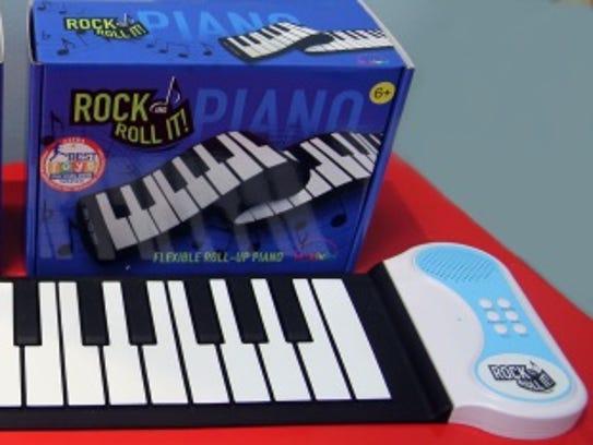 For kids: Rock 'n Roll It Piano