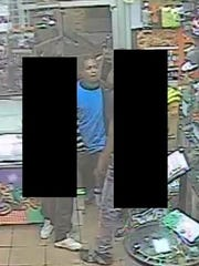 Man sought by police