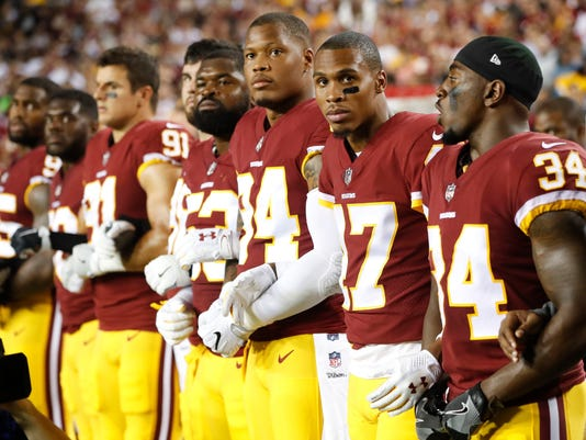 Some in NFL set to move past Trump-prodded anthem displays