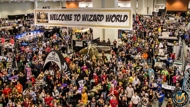 Wizard World announced Thursday that they are coming to Montgomery in November.