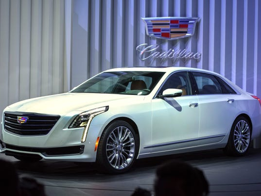 Cadillac Must Drive Into Top Tier Of Luxury Sedans