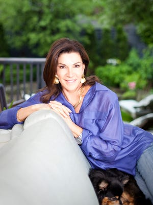 "A portrait of HGTV ""Love It or List It"" cohost Hilary Farr."