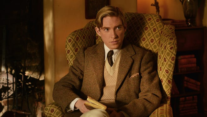"""In """"Goodbye Christopher Robin,"""" A.A. Milne (Domhnall Gleeson) is a World War I vet hollowed by the atrocities he survived in the Great War."""