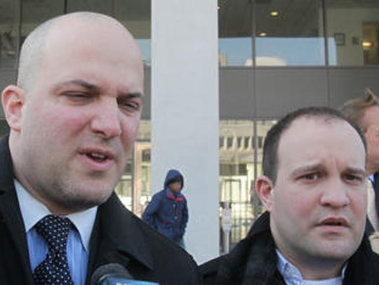 Brothers Jonathan Russo and Michael Russo comment on