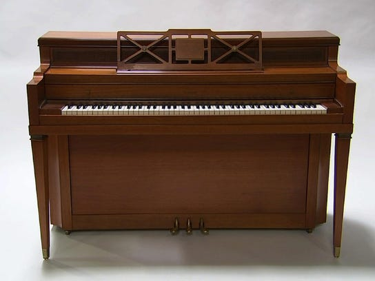 Lady Gagas Childhood Piano