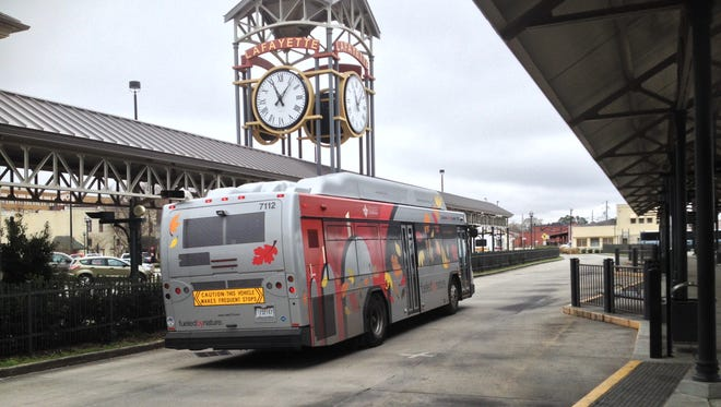 No public transit on New Year's Day