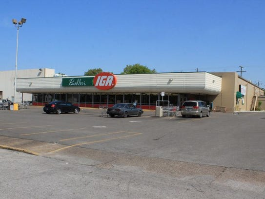 Buehler's IGA on North Main Street is closing.